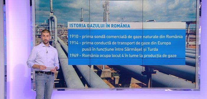 Gaz romanesc - em360