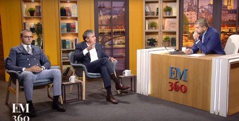Gabriel Biriș & Iancu Guda. Despre starea națiunii și a economiei