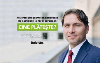 Reversul programelor generoase de susținere la nivel european – cine plătește?