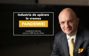 industria de aparare in vremea pandemiei - laurentiu pachiu - em360