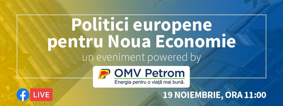 webinar politici europene in noua economie