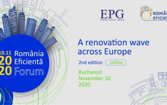 Forumul România Eficientă, despre Valul de renovare a clădirilor