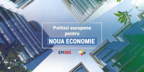 Politici Europene pentru Noua Economie – Ediție Specială