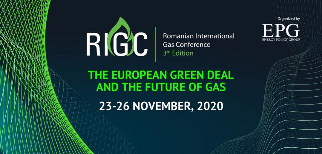 RIGC 2020: Green Deal și viitorul gazelor naturale