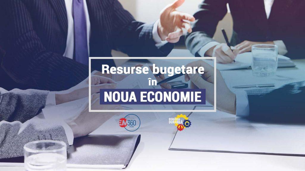 resurse bugetare in noua economie em360