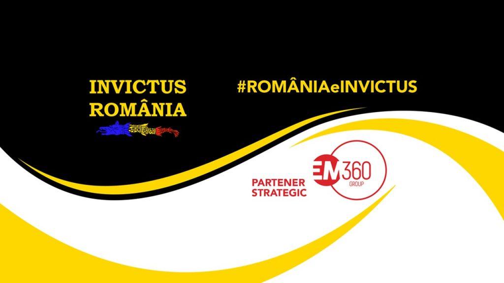 Start #ROMANIAeINVICTUS