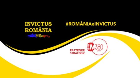 Start #ROMANIAeINVICTUS