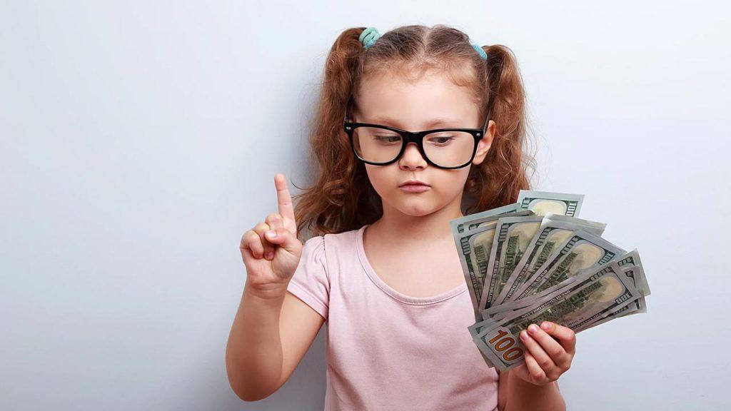 Idei cu Bani pentru Copii